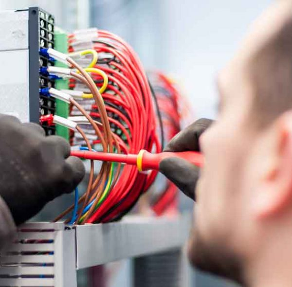 rewiring services of electrical panel